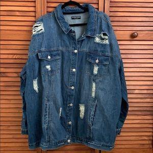 FASHION TO FIGURE Denim Jacket